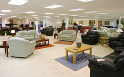 Our extensive range of sofas and suites are both stylish and comforable, perfect for any home